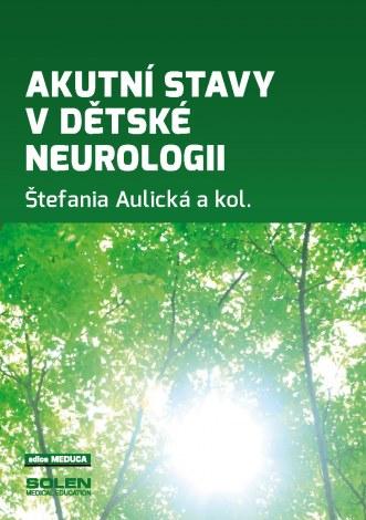 Akutní stavy v detské neurologii